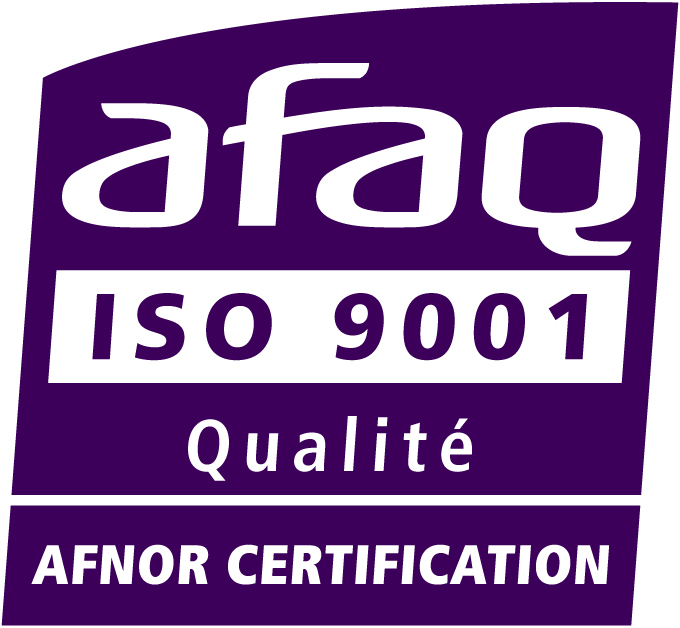 ABRIAL DMI certification iso 9001