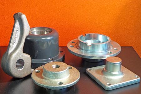 Abrial DMI   bietet mechanische Teile an aus alle gängigen Stähle